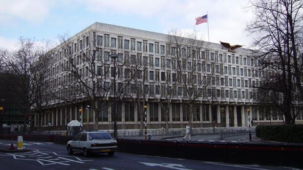 ¿Por qué Estados Unidos cambia su embajada en Londres?
