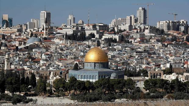 Una docena de diputados españoles viajan a Jerusalén y los Territorios Palestinos