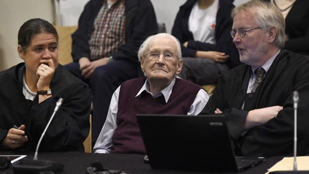 El «contable de Auschwitz» solicita el indulto para evitar su entrada en la cárcel con 96 años