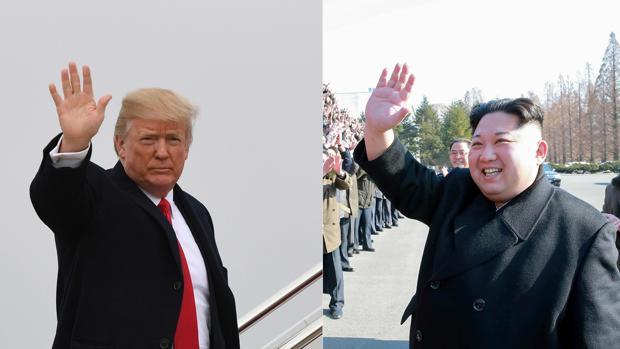 Trump acusa al WSJ de falsear sus palabras sobre su «buena relación» con Kim Jong-un