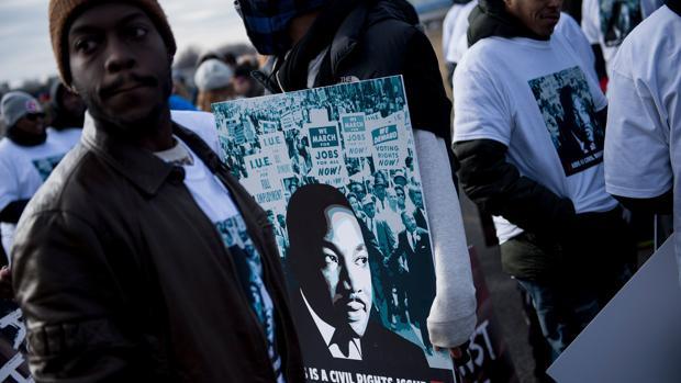 Hemeroteca: El homenaje a Luther King no oculta la brecha racial en Estados Unidos   Autor del artículo: Finanzas.com