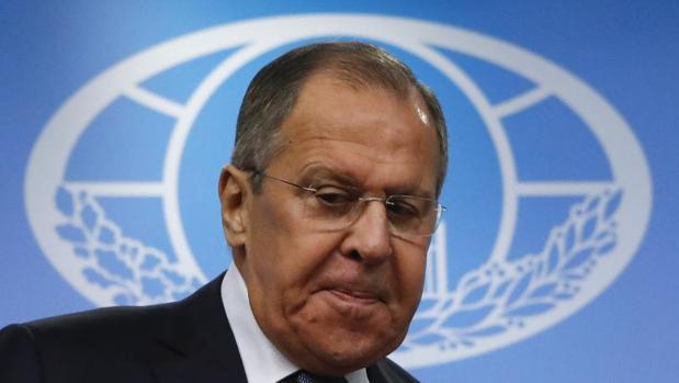 Lavrov apunta a Trump como el causante de las  tensiones que hay en el mundo