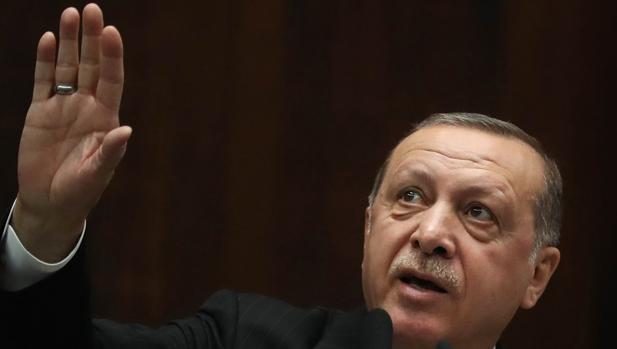 Erdogan amenaza con atacar a la nueva fuerza kurda que prepara EE.UU. en Siria