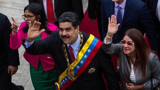 La UE ultima sanciones contra varios altos cargos del régimen de Maduro por la represión en Venezuela