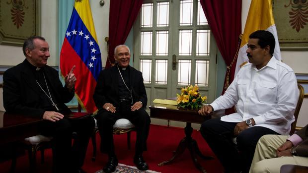 La Iglesia venezolana rechaza las amenazas de Maduro contra los sacerdotes críticos