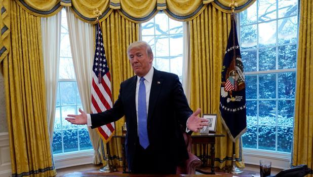 El chequeo oficial despeja las dudas sobre la capacidad mental de Trump