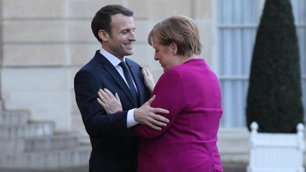 Berlín y París trabajan en un nuevo tratado para relanzar Europa