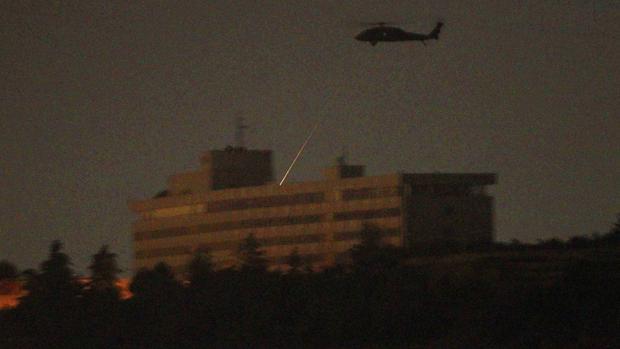 Al menos tres heridos y dos insurgentes muertos en el ataque a un hotel en Kabul