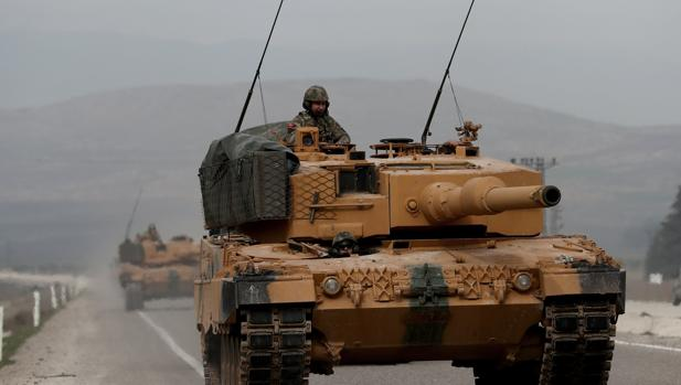 Al Asad denuncia la «brutal ofensiva» de Turquía y le acusa de apoyar al terrorismo