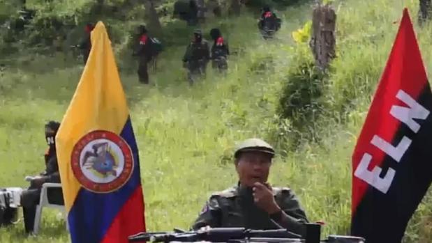 El Gobierno colombiano acusa a la guerrilla del ELN de una nueva matanza