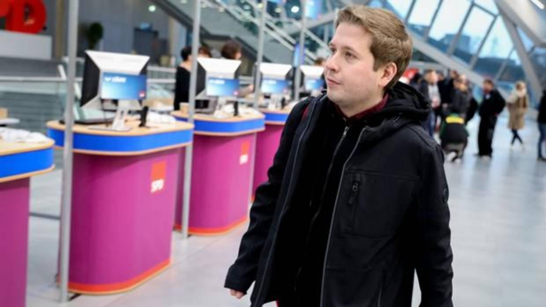 Los «Jusos», los jóvenes socialdemócratas alemanes, dicen «no» en bloque a la Gran Coalición con Merkel