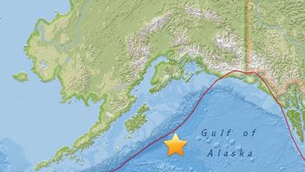 Alerta de tsunami en el Pacífico por un terremoto de 8,2 de magnitud Richter en Alaska