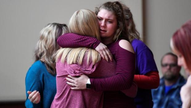 Los alumnos de institutos sufren un tiroteo cada dos días en Estados Unidos