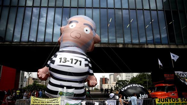 Libre o preso, el expresidente Lula es el favorito para los comicios de 2018