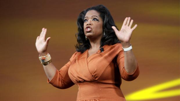 Oprah Winfrey descarta presentarse a la Presidencia de EE.UU.