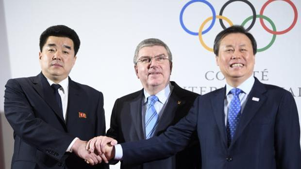 Seúl alerta de que Pyongyang planea un desfile militar «intimidante» a un día del inicio de los Juegos Olímpicos de Invierno