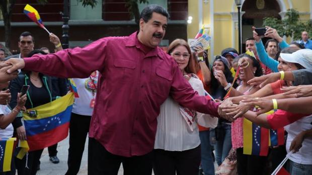 Maduro ya tiene eslogan para la campaña de las presidenciales: «Juntos podemos más»