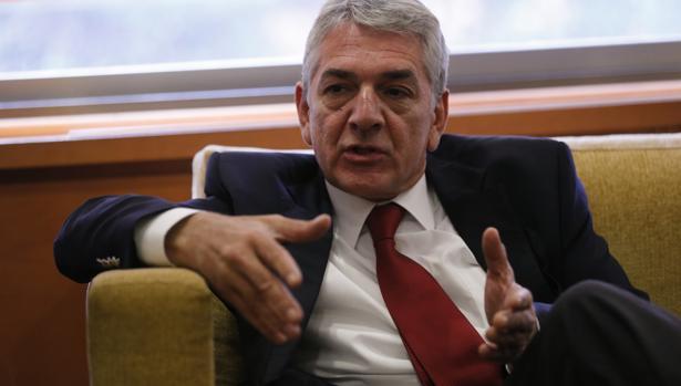 El embajador de Turquía en España, Ömer Önhon