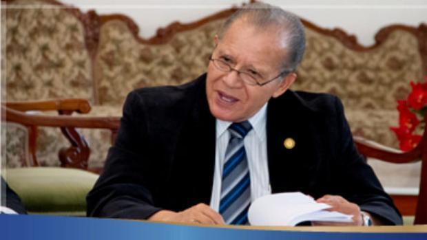Resultado de imagen para expresidente del Supremo de Guatemala