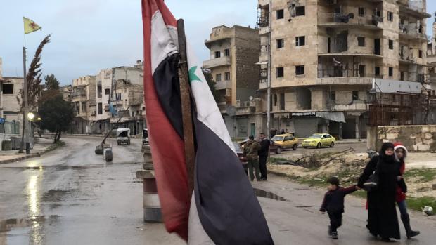«Las milicias kurdas y el Ejército sirio somos hermanos»