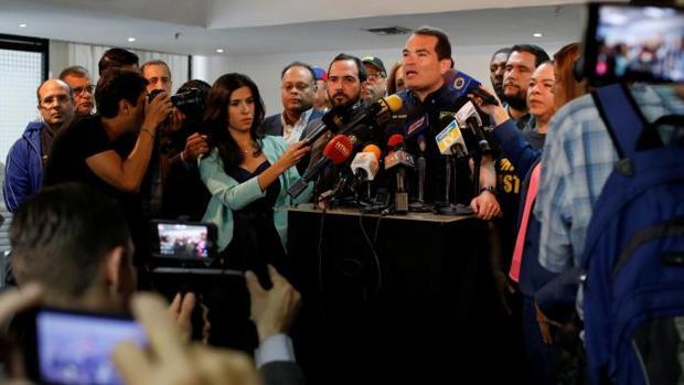 Solo dos partidos antichavistas se inscriben para las elecciones en Venezuela