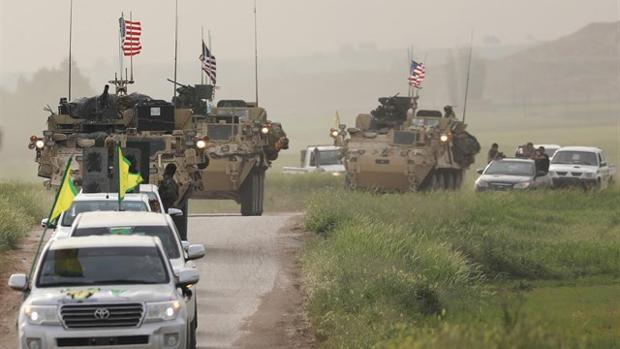 EE.UU. dejará de suministrar armas a las milicias kurdas de las YPG, su aliado en la lucha contra Daesh