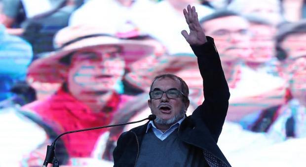 Solo 200 personas acuden al primer acto de campaña de las FARC en Colombia