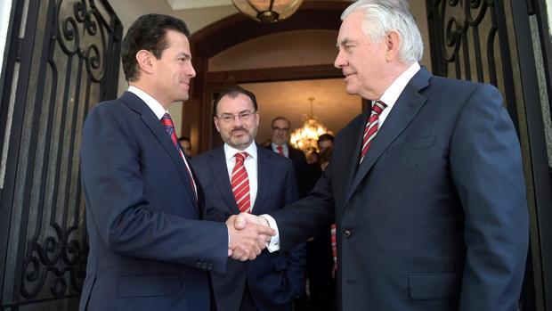 Estados Unidos y México quieren una solución pacífica en Venezuela