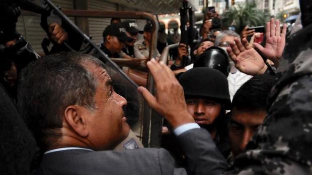 Moreno gana el pulso a Correa y frena sus aspiraciones para volver al poder