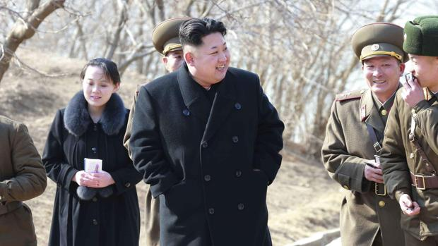 Kim Jong-un envía a su hermana a Corea del Sur para los Juegos Olímpicos de Invierno