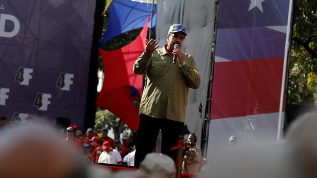 Políticos peruanos tratan de impedir que Maduro viaje a Lima para la Cumbre de las Américas