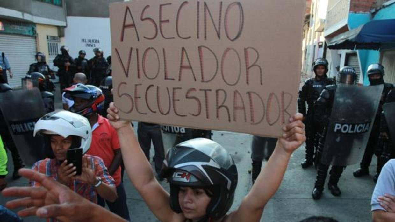 Las FARC suspende su campaña electoral ante las protestas ciudadanas