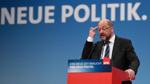 Martin Schulz no asumirá la cartera de Exteriores en el Gobierno de coalición alemán