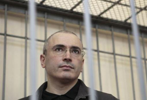 Jodorkovski, en agosto de 2008