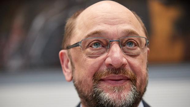 El exlíder del SPD Martin Schulz