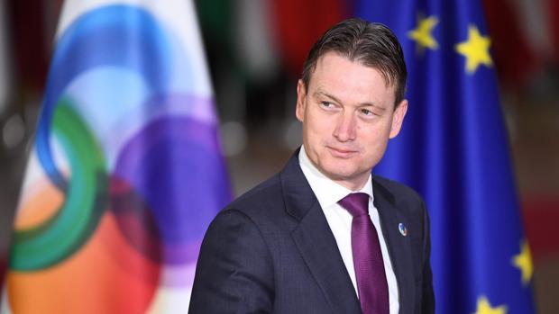 El hasta ahora ministro de Exteriores holandés, Zijlstra