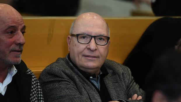 Jacques Cassandri, presunto cerebro del atraco al banco Sociedad General en Niza hace más de 40 años