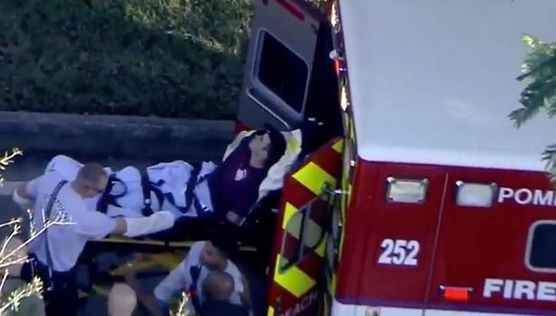 Al menos 17 muertos en un tiroteo masivo en un instituto de Florida