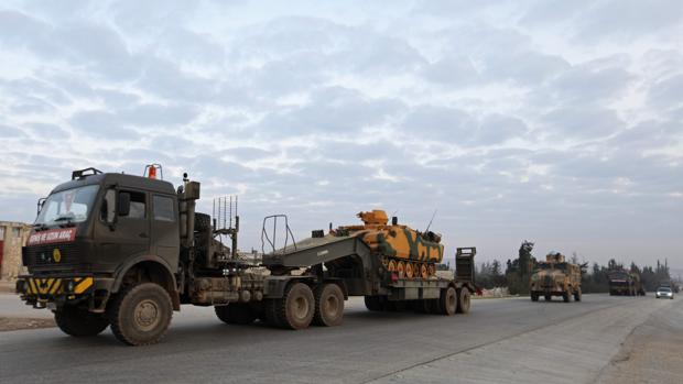 Acuerdo de los kurdos con Damasco para combatir a Turquía en Afrín