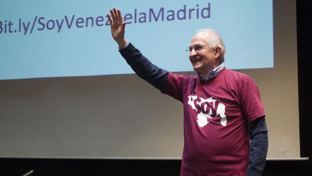 Guillermo Fariñas alerta de que Cuba y Venezuela quieren asesinar a Antonio Ledezma
