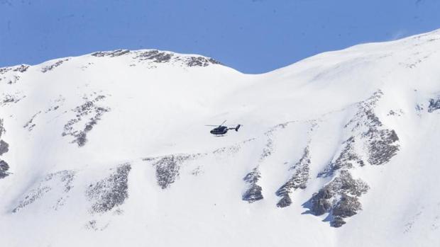 Un hombre y su hija de once años mueren en una avalancha en el sureste de Francia