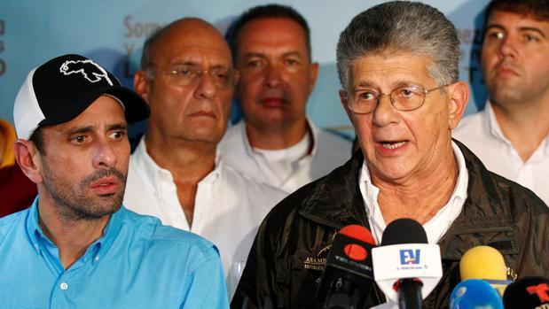 Los grandes partidos de la oposición en Venezuela no prevén participar en las elecciones presidenciales