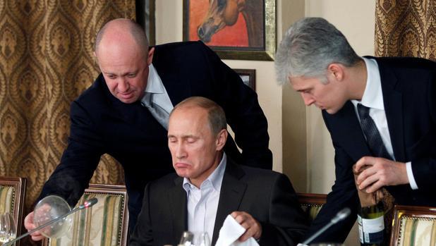 Empresario, chef de Putin, mercenario y cabecilla de la «fábrica de trolls» para hundir a Clinton