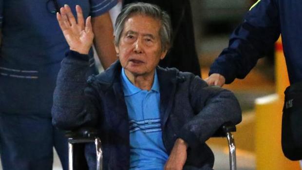 El abogado de Fujimori acusa a la Justicia peruana de «actuar de manera maliciosa»