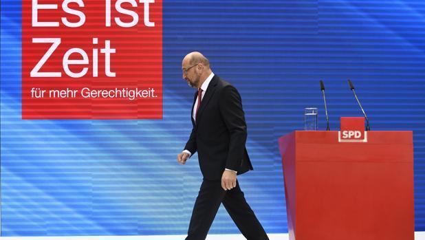 Los sondeos sitúan al SPD tras los ultraderechistas del AFD y ponen en peligro la gran coalición