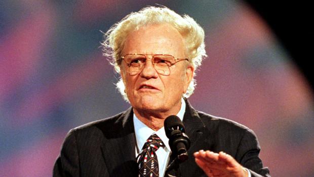 Muere a los 99 años Billy Graham, el «reverendo de los presidentes de Estados Unidos»