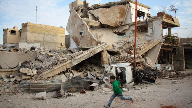 Siria vive las jornadas más sangrientas de la guerra civil
