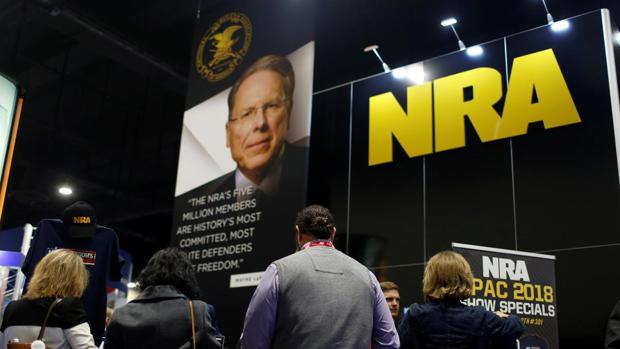 Feria de la NRA, en Maryland
