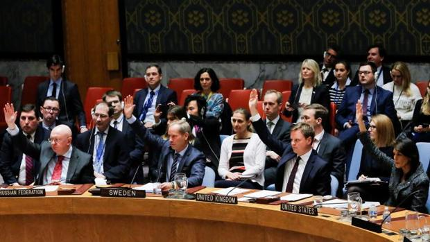 El Consejo de Seguridad de la ONU aprueba pedir una tregua de 30 días en Siria