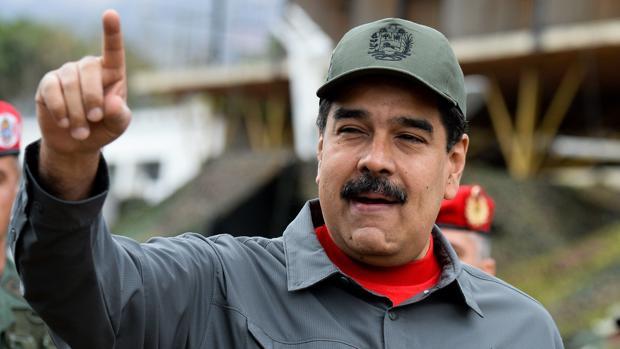 Maduro acusa a la oposición de intentar «boicotear» las elecciones